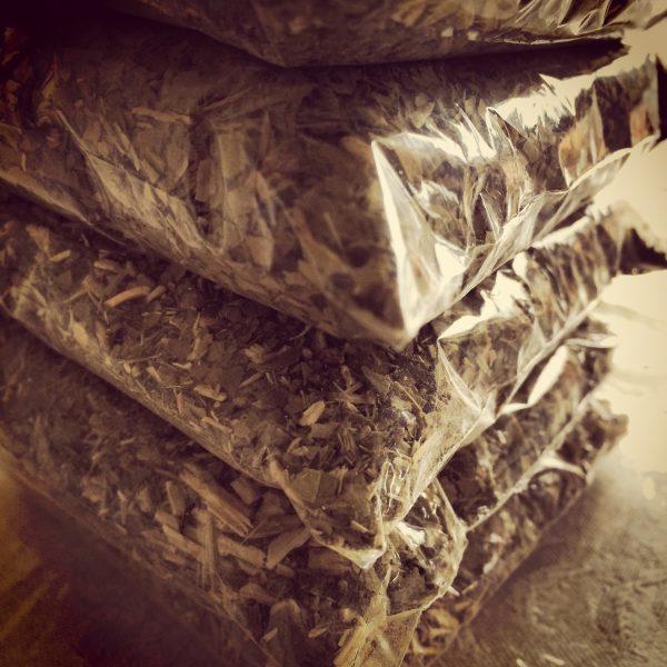 Fresh Locally Sourced Bark Mulch