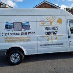 Midland Compost Van driver side Midlands Compost - Midland van driver side 1 150x150